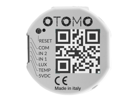 OTOMO WIRELESS ACTUATOR 4IN/ 0 OUT IO40A01BLE